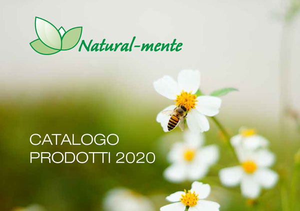 Catalogo prodotti Natural-mente 2020