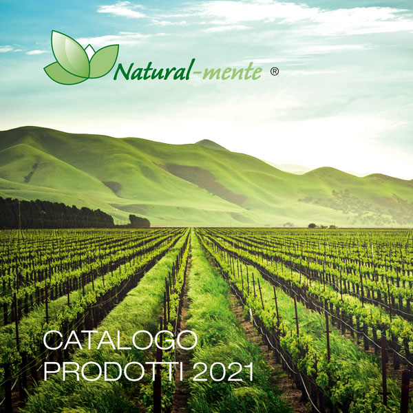 Catalogo prodotti Natural-mente 2021